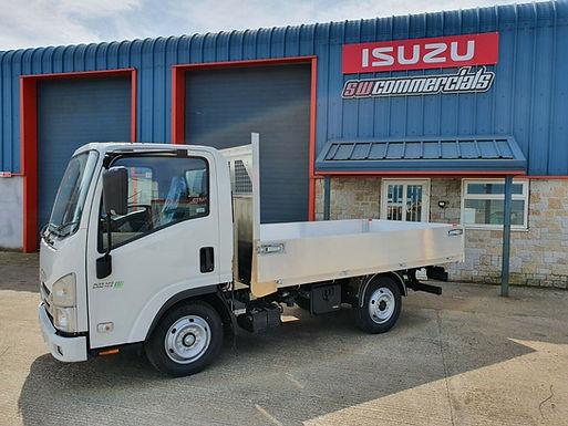 ISUZU TRUCK GRAFTER N35.125 SE SWB TIPPER AUTOMATIC EASYSHIFT