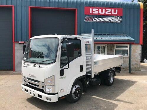 NEW ISUZU TRUCK GRAFTER N35.125 TE SWB TIPPER AUTOMATIC EASYSHIFT- TWIN WHEEL