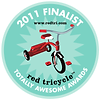 red tricycle totally awesome awards finalist, stuffed cakes, small cakes packed with personality, custom cakes seattle, cupcakes seattle, wedding cakes, west seattle