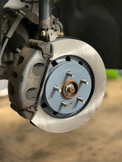 explorer brakes