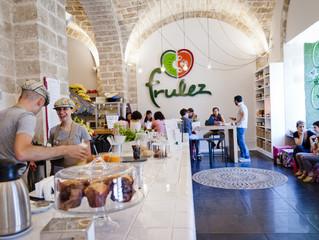 FRULEZ, l'idea del green bistrot