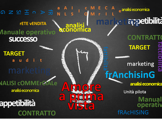 Come nasce un amore....in franchising!