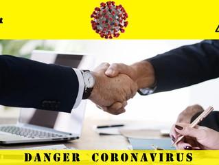 Vendite VS Coronavirus, chi vincerà?