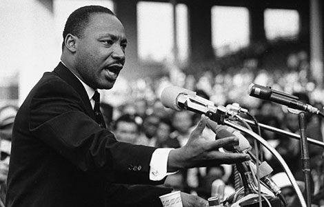 Martin Luther King Speech