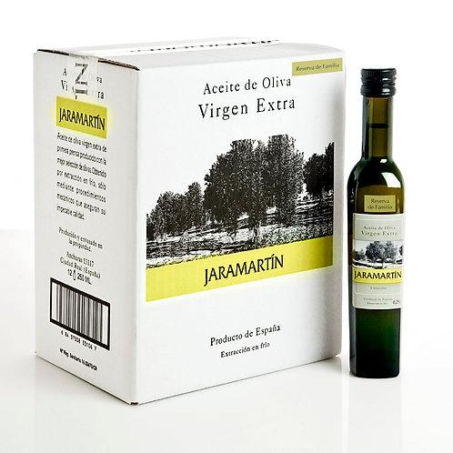 Caja de 12 botellas 0,25 litros - Reserva de Familia