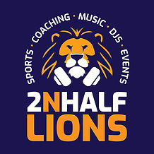 2nHalfLions- LOGO ON BLUE SQUARE.jpg