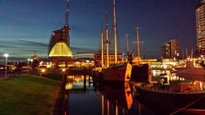 Alter Hafen bei Nacht