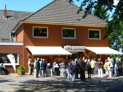 Landhaus Eingang