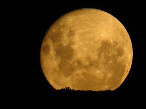 Beatiful full moon