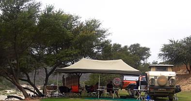 Camping facility