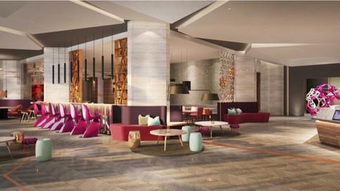 Mercury Hotel Concept Design