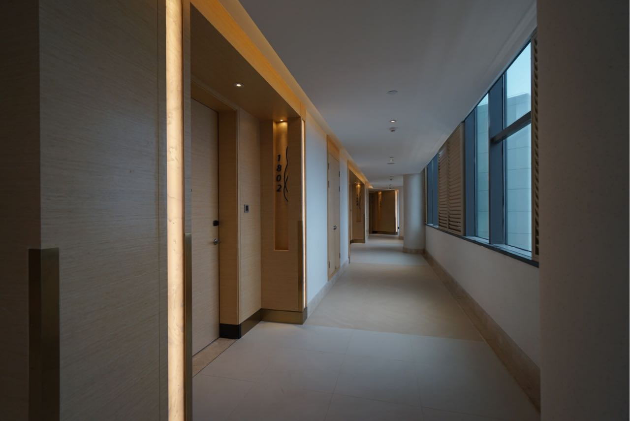 Corridor Design Holiday Inn Haikou West Coast