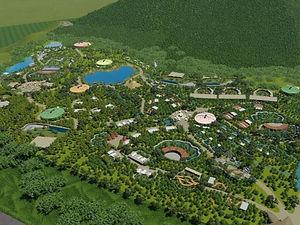 丁小麦室内设计上海 theme park design Shanghai, China, by Ismael Abedin Ingelmo,Longemont, Zoological park design, , Zoo Design,