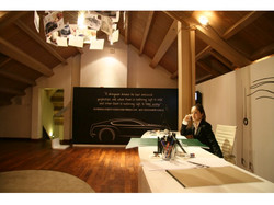 World of Bentley Car Designer zone Exhibition Design Shanghai China