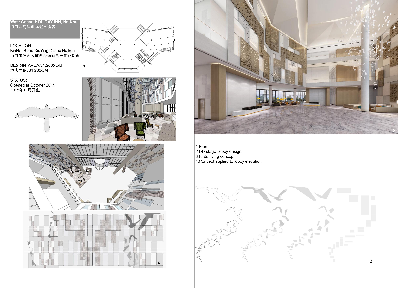 Concept Interior Design Hotel Rendering