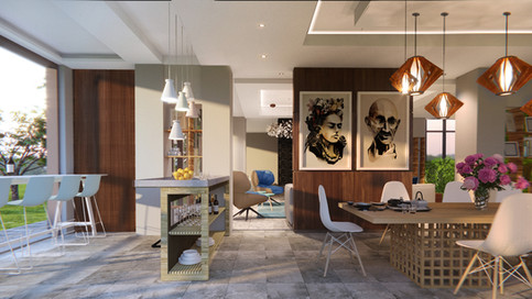 Residential Project Tenchong China Yunnan Architecture Interior design Project