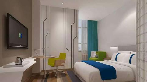 Holiday Inn express Zhangjiakou