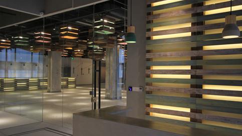 Douban Office Interior Design Beijing