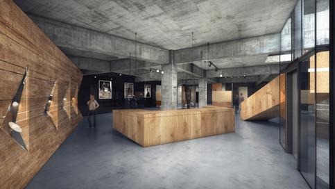 Private Art gallery Hunan