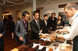 World of Bentley Exhibition Design Shanghai  Craftmanship