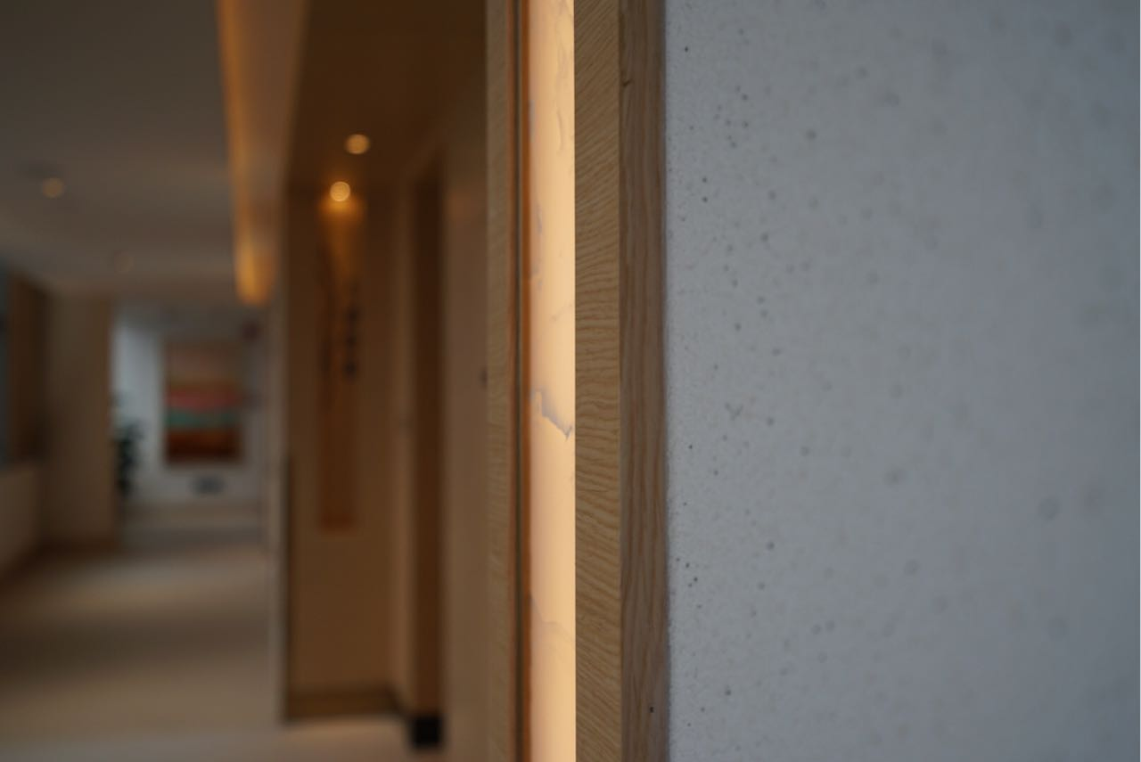 Light Detail Hotel Interior Design