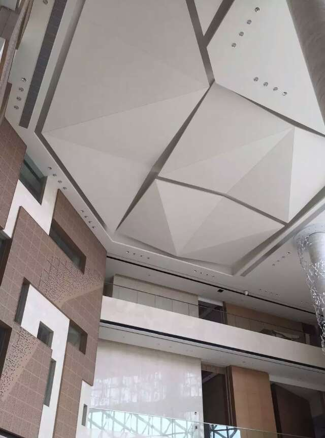 Ceiling Design   Holiday Inn Haikou West Coast