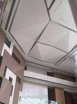 Ceiling Design   Holiday Inn Haikou West Coast