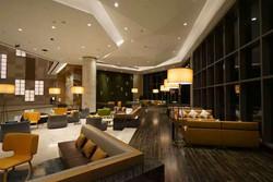 Lobby interior design China