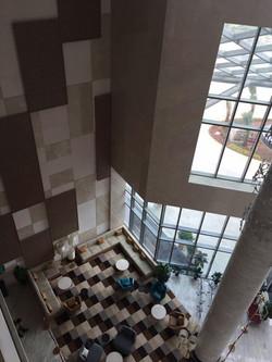 Lobby Aerial   Holiday Inn Haikou West Coast