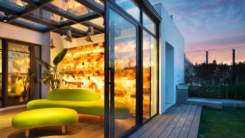 Penthouse design Shanghai