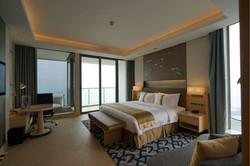 Guestroom design Hotel Interior Design   Holiday Inn Haikou West Coast