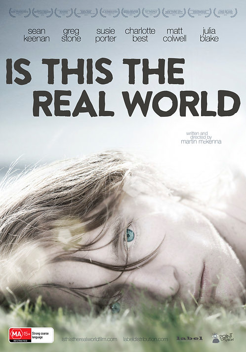 Is This The Real World (DVD)