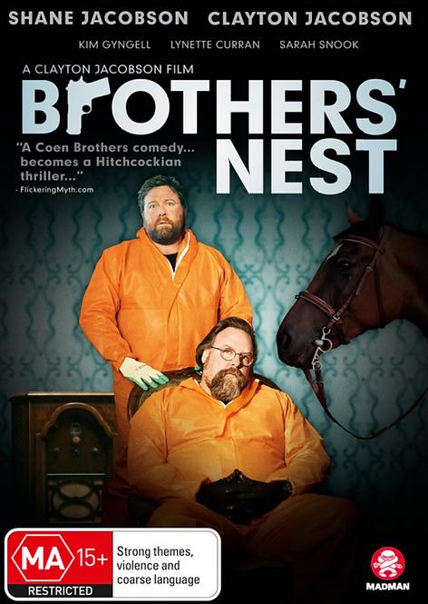 Brothers' Nest (DVD)