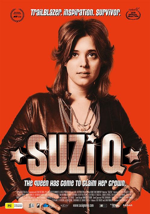 SUZI Q Cinema Poster