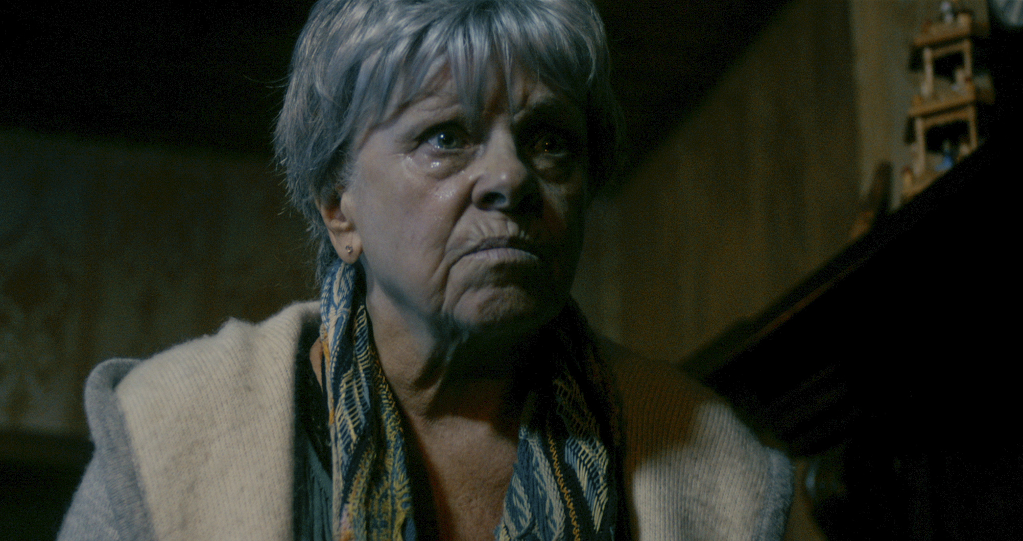 Mum (Lynette) angry