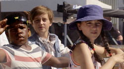 Sticky, Jayden & Samantha