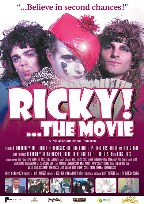 Ricky! The Movie DVD