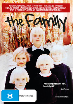 THE FAMILY LABEL DVD