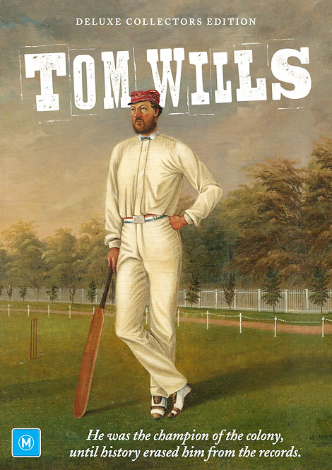 Tom Wills (Deluxe Collectors Edition DVD)