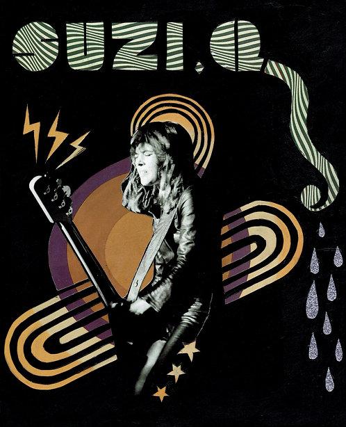 'Suzi Q' - Original Artwork by Kelly Sullivan