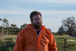 Terry(SJ) in field