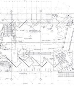 studio plan drawing
