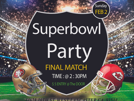 SuperBowl 54 Party!  Hosted by DCCI