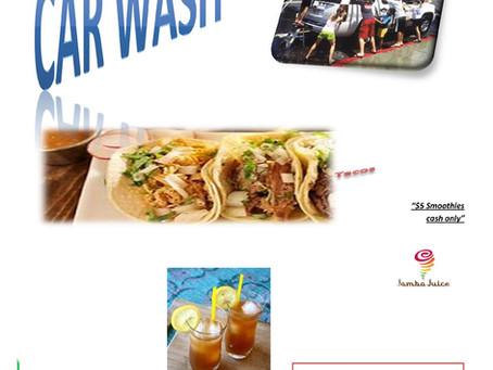 Kids Corp Car Wash!  July 27th 1pm - 4pm