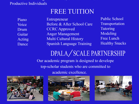 DPALA: An Elite Private School Education with Free Tuition in the Antelope Valley
