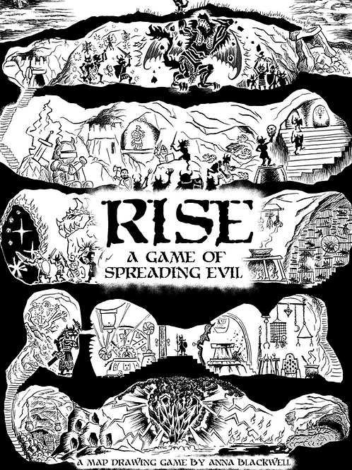 RISE - Physical Edition
