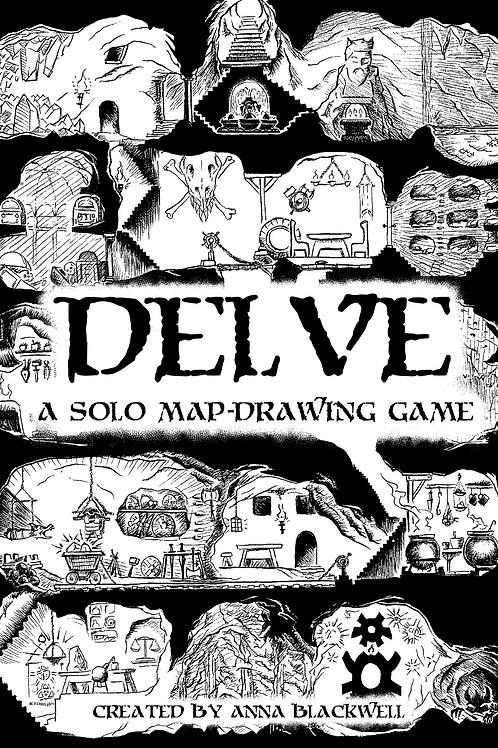DELVE - Digital Edition