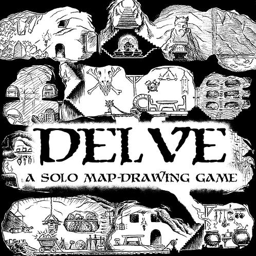 DELVE - Physical Edition