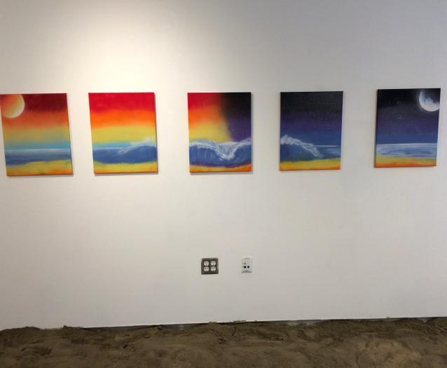 Free Radicals Glass Box Gallery Santa Barbara 2016