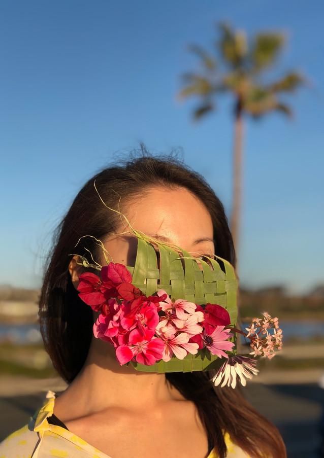 Mask Your Feelings - Ikebana